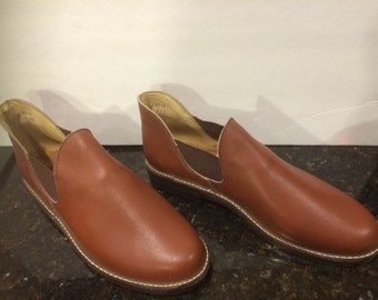Vintage Mens Brown Shoes