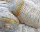 Art Batts, ANDURIL, Textured Spinning Batts, Metallic Art Batts, Spinning Batts, Silk Batts, Alpaca Batts, Bamboo Batts, Non-Wool Art Batts