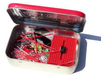 Pocket Electronic Experimenter Kit