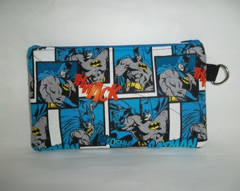 Super Hero Pencil Case Pouch