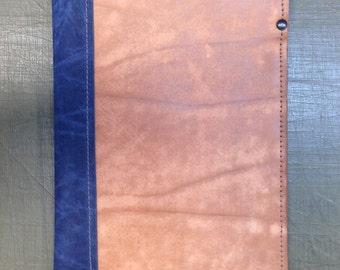 Portenzo New Nexus 7 Chestnut Leather Sleeve (2013)
