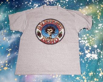 GRATEFUL DEAD Hippie T-Shirt Size Xl