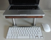 NORDIC STYLE WOODEN Handmade Laptop / Notebook / Monitor Stand 04