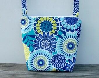 Small Crossbody Purse Crossbody Bag Sling Shoulder Flowers Bag Boho Purse Hippie Bag