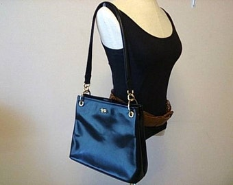 Sonia Rykiel leather bag vintage