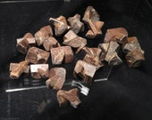 Fairy Cross - Staurolite Crystal - Faerie Stone - Protection Amulet - Intuition * Recovery * Emotions * Health