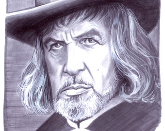 Convention Sketch 26 Witchfinder General