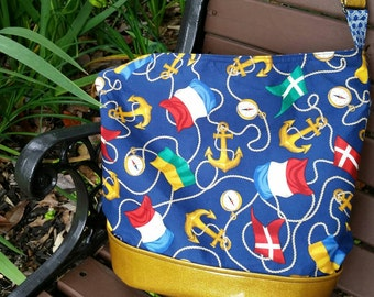 Made to Order, Bonnie Bag, Slouchy Hobo Bag, Swoon Pattern, Custom Purse, Handbag, Swoon Purse, Custom to your personality