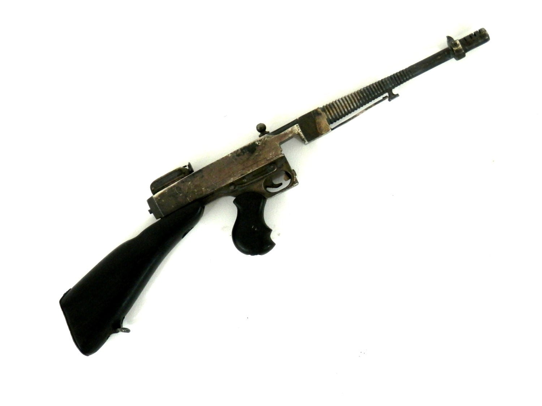 miniature machine gun