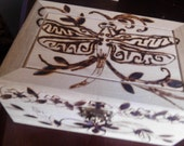 Jewelry Box, On Dragonfly Wings