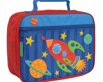 Personalized Stephen Joseph Space Lunch Box