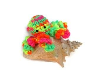 Cat Toy - Crochet  Octopus - Catnip Octopus