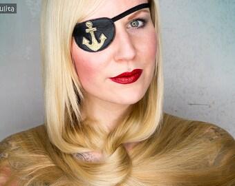 Eye Patch *Golden Anchor*