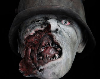 Trench Zombie mask.