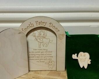 Tooth Fairy Door