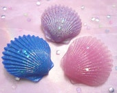 Made to Order - Seashell Hairclip