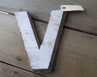Vintage Carnival Letter Circus Letter Rustic Wedding
