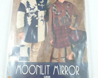 Indygo Junction Pattern Moonlit Mirror IJ606 by Pat Koltz
