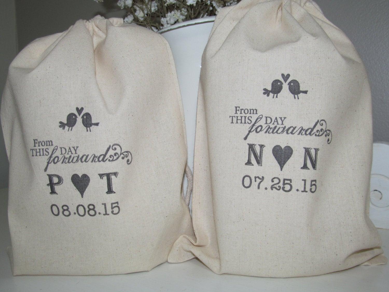 Wedding Gift Bag Money Dance Bag Bride and Groom Gift Bag