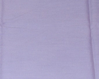 Fat Quarter Lavender, Light Purple Cotton Fabric - 20 Inches x 21 Inches - Quilting, Sewing, Apparel, Beads and More