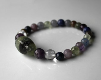 WEIGHT LOSS Healing Crystal Bracelet  / Boost Metabolism /  Reduce Appetite / Support with Food Addictions