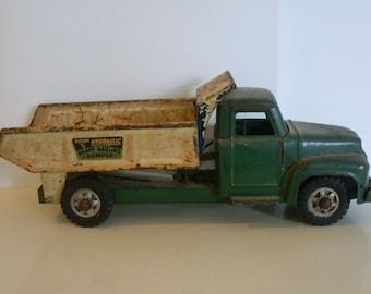 Vintage BUDDY L Hydraulic Dump truck