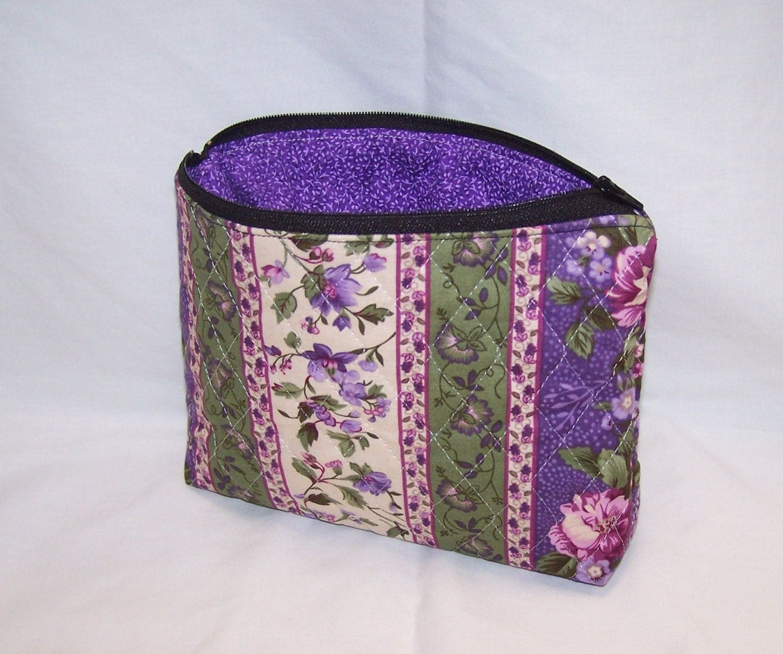 Makeup Bag Zipper Pouch Cosmetic Bag Small Bag With Zipper
