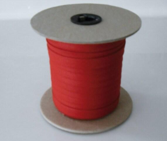 EXTRA WIDE Bias Tape 1/2 Dark RED Bulk By BJsFabricsandCrafts