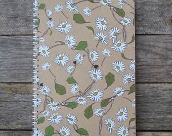 A5 Daisy Chain Notebook