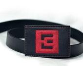 Custom Belt with Your Logo Buckle
