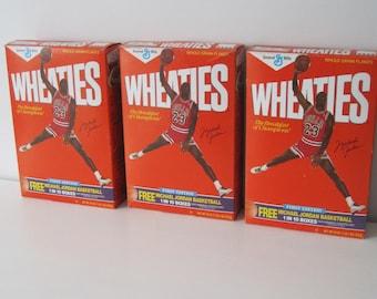 Michael Jordan Wheaties Box Circa 1988/1989