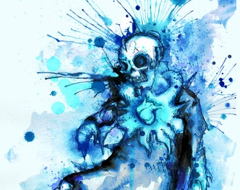 Cold Hearted Fine Art Print