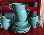 Aqua Melmac Dish Set ON SALE!