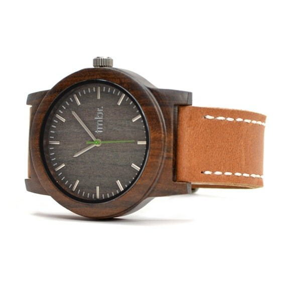 mens leather mens wood mens wrist by