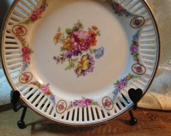 Plate Bavaria vintage.