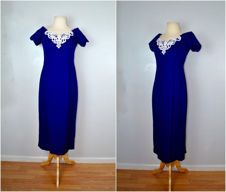 Jessica McClintock Bridal Semi Formal Dress With by