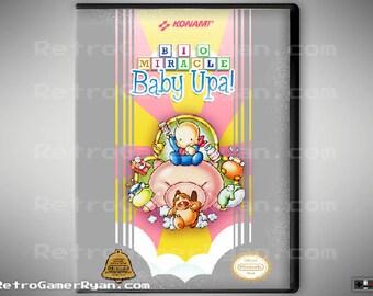 Bio Miracle Baby Upa!! (NES Reproduction)