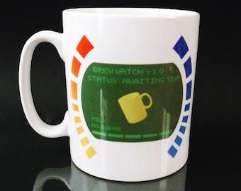 GoldenEye Style Mug