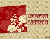 Custom listing_with Chinese & English Text