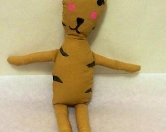 Tim the Tiger Stuffed Doll