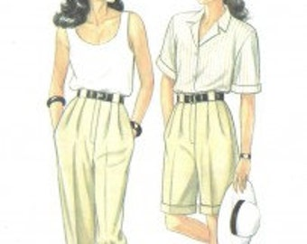 New Look 6871 Trousers and Shorts Pattern