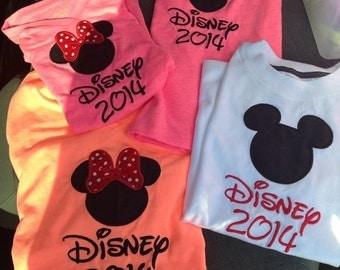 Disney Shirts Personalized