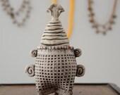Jewelry Box, Candy Jar, Small Ceramic Box With Lid, Pottery Decor