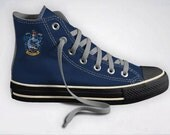Custom Harry Potter: House Ravenclaw Converse Chucks