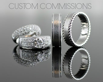 Custom Commissions - Reserved for Mike P.