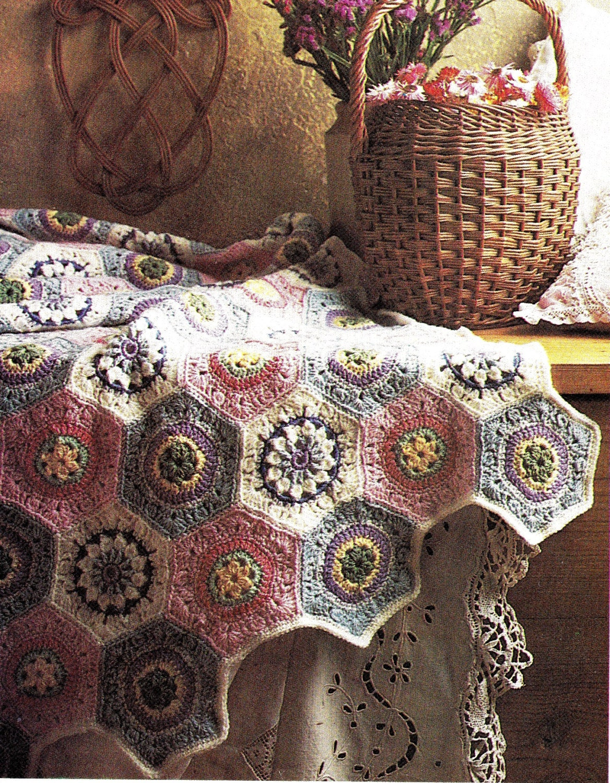 Vintage pastel pattern - photo#44