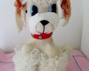 Vintage Japan 1960s Dream Pets Penny  The Poodle by Dakin**Epsteam