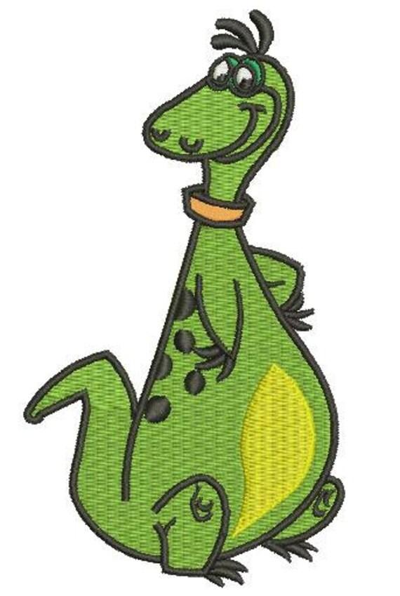 Dinosaur Machine Embroidery Design 55inc 44inc 33inc