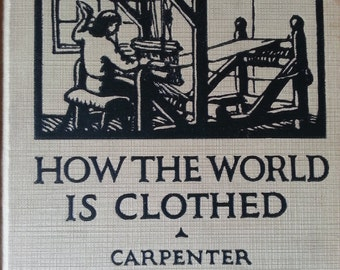 How the World is Clothed, 1929