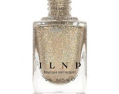 Fame - Silver, Gold, Holographic Nail Polish